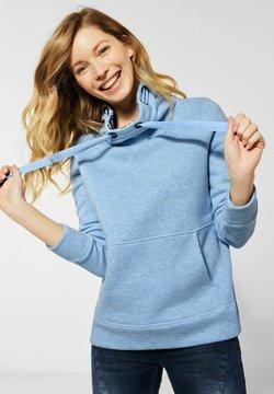 Cecil - Sweatshirt - blau