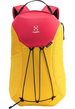 Haglöfs - Trekkingrucksack - pumpkin yellow/scarlet red