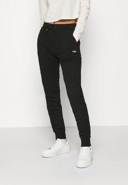 Fila - EIDER PANTS - Jogginghose - black