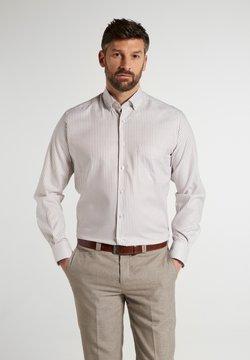 Eterna - MODERN  - Hemd - beige/weiss
