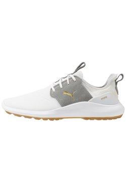 Puma Golf - IGNITE NXT CRAFTED - Golfschoenen - white/high rise/team gold