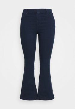 CAPSULE by Simply Be - ERIN PULL ON BOOTCUT - Jegging - dark indigo