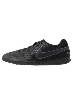 Nike Performance - TIEMPO LEGEND 8 CLUB IC - Fotbollsskor inomhusskor - black
