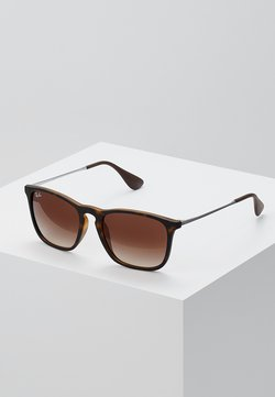 Ray-Ban - 0RB4187 CHRIS - Solbriller - brown