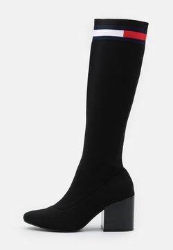 Tommy Jeans - ROCIO  - Stivali alti - black