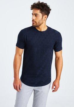 Leif Nelson - T-Shirt print - blau