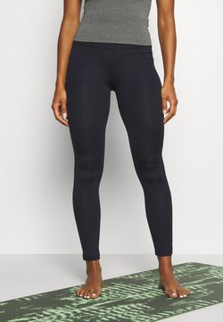 Curare Yogawear - LEGGINGS HIGH WAIST - Tights - midnight blue