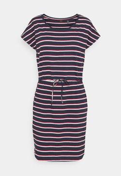 Vero Moda - VMAPRIL SHORT DRESS - Jerseykleid - navy blazer