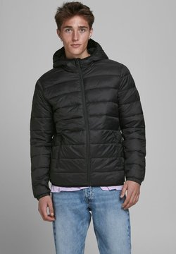 Jack & Jones - Overgangsjakker - black