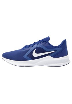 Nike Performance - DOWNSHIFTER 10 - Zapatillas de running neutras - deep royal blue/white/hyper blue