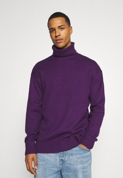 YOURTURN - UNISEX  - Strickpullover - purple