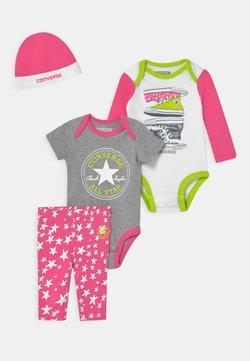 Converse - SET - Mütze - mod pink