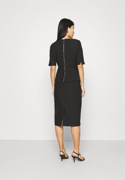 Ted Baker - ROMOLAA - Shift dress - black