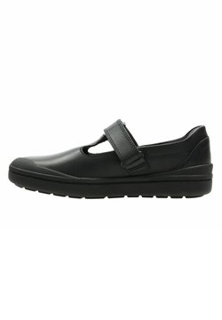 Clarks - ROCK MOVE T - Riemchenballerina - black leather