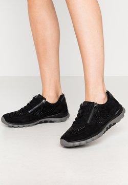 Gabor Comfort - ROLLING SOFT - Sneakers laag - schwarz
