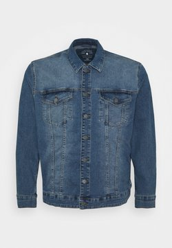 Only & Sons - ONSCOME TRUCKER - Veste en jean - blue denim
