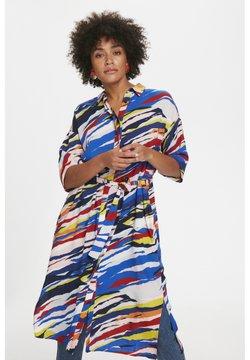 Karen by Simonsen - CASEYKB - Blusenkleid - zebra stripe