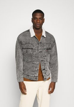 Levi's® - MODERN TYPE 2 TRUCKER - Veste en jean - grey denim