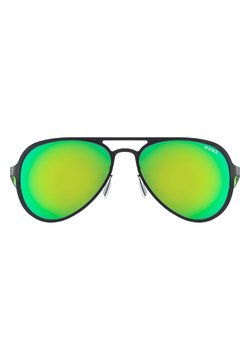 Uvex - Sportbrille - black-green (s53098327)