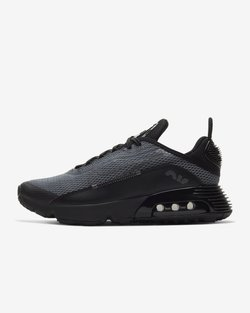 Nike Sportswear - AIR MAX 2090 UNISEX - Baskets basses - black/white-wolf grey-anthracite