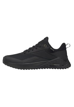 Reebok - CRUISER GORE-TEX - Hiking shoes - black