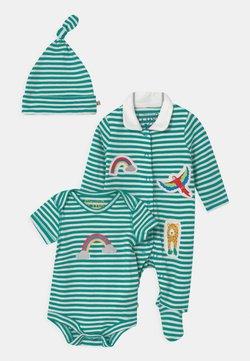 Frugi - DELIGHTFUL BABY GIFT SET UNISEX - Camiseta estampada - green
