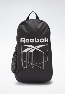 Reebok Classic - FOUNDATION BACKPACK - Reppu - black