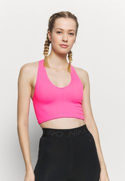 Free People - FREE THROW CROP - Sujetador deportivo - tropical pink