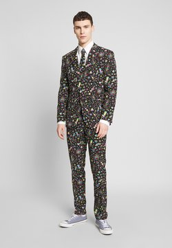OppoSuits - DISCO DUDE - Anzug - black
