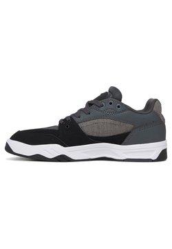 DC Shoes - Sneakers laag - grey/grey/black