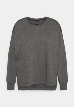 Nike Performance - CORE - Sweatshirt - black/smoke grey