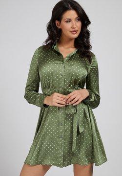 Guess - Blusenkleid - grün