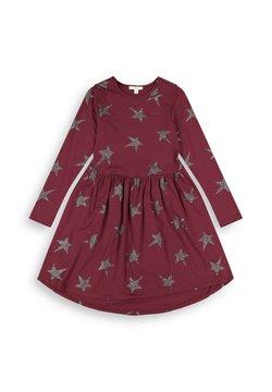 Esprit - Jerseykleid - plum red