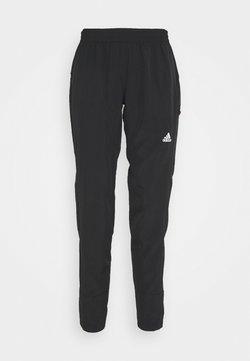 adidas Performance - ADAPT PANT - Pantalones deportivos - black