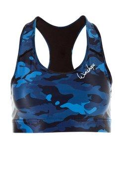 Winshape - Sport BH - camo blue