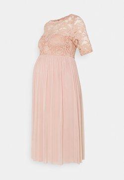 MAMALICIOUS - MLMIVANA DRESS - Vestito elegante - misty rose