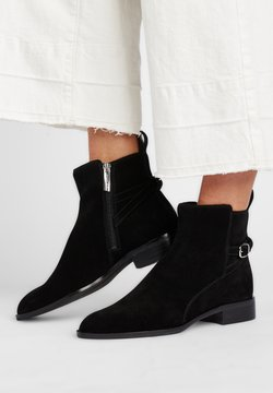 What For - Ankle Boot - schwarz