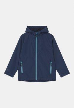 Color Kids - SOLID COL UNISEX - Soft shell jacket - dress blues