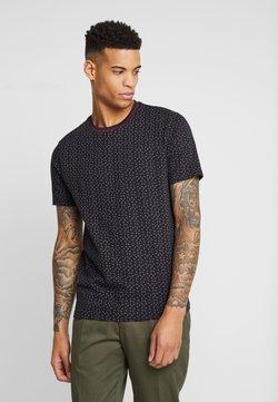 Burton Menswear London - PAISLEY TEE - T-Shirt print - black