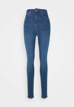 New Look Tall - CONTOUR - Jeans Skinny Fit - mid blue