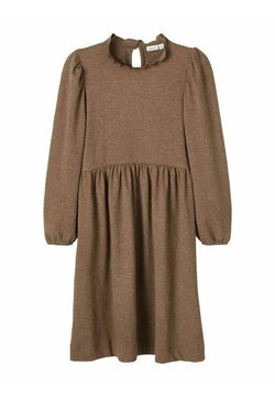 Name it - Freizeitkleid - coffee liqueúr