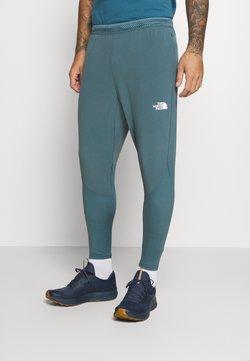 The North Face - ACTIVE TRAIL HYBRID JOGGER - Pantalones deportivos - mallard blue