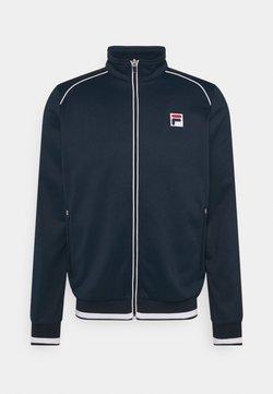 Fila - JACKET BEN - Training jacket - peacoat blue