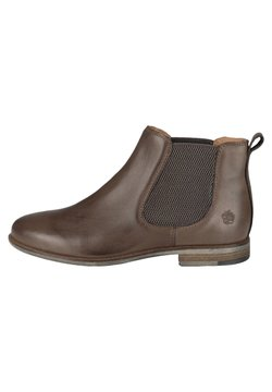 Apple of Eden - MANON - Stiefelette - taupe