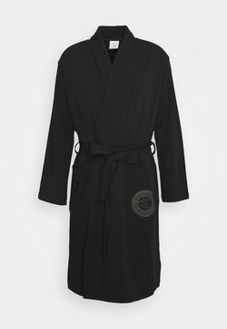 Calvin Klein Underwear - ICON LOUNGE ROBE - Peignoir - black