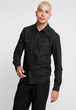Pepe Jeans - JEPSON - Camicia - black denim