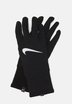 Nike Performance - WOMENS SPHERE RUNNING GLOVES  - Fingervantar - black/silver