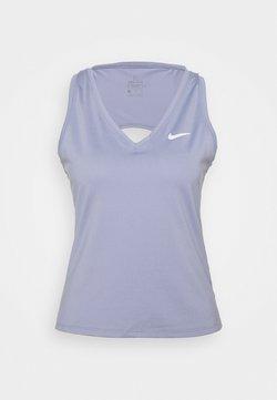 Nike Performance - TANK - Funktionsshirt - indigo haze/white
