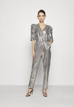 Gina Tricot - LOIS EXCLUSIVE - Combinaison - silver