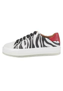 Ekonika - Sneaker low - zebra-multi